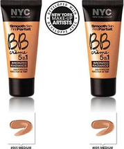 Smooth Skin BB Creme 5 In 1 Bronzed Radiance by NYC