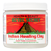 Indian Healing Clay by Aztec Secret