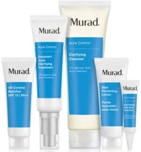Clear Control 60-Day Acne Kit by murad