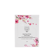 Japanese Cherry Blossom & White Tea Smoothing Mask by Snow Fox Skin Care