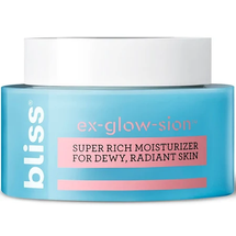Ex-glow-sion Super Rich Moisturizer by bliss