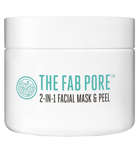The Fab Pore 2in1 Pore Purifying Mask Peel by Soap & Glory
