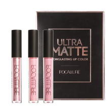 Liquid Lipstick Kit by Focallure
