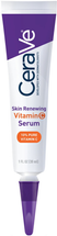 Skin Renewing Vitamin C Face Serum with Hyaluronic Acid and 10% Vitamin C by cerave