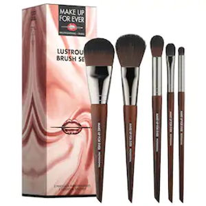 Lustrous Brush Set by Make Up For Ever