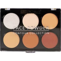 Face Powder Contour Collection - 01 Light by beauty treats
