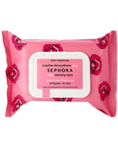 Cleansing Wipes - Rose - Moisturizing by Sephora Collection