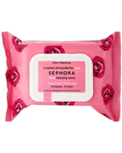 Cleansing Wipes - Rose - Moisturizing by Sephora Collection #2