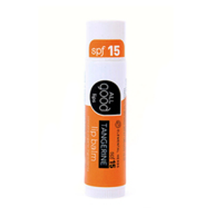 All Good Lips - Tangerine SPF 15 by all good