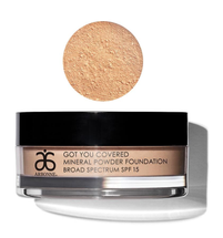 Got You Covered Mineral Foundation by arbonne