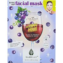 #HappyHour Sheet Mask by Biobelle