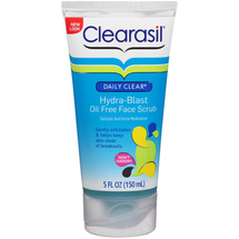 Daily Clear Hydra-Blast Face Scrub by clearasil