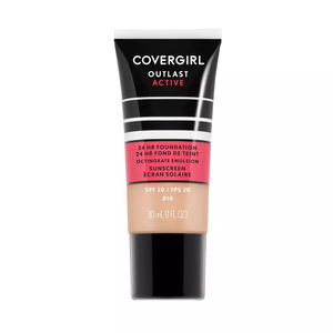 Outlast Active Foundation by Covergirl