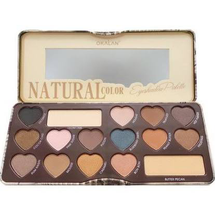 Natural Colors Eyeshadow Palette by okalan