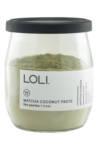 Matcha Coconut Paste by LOLI Beauty