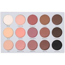 Smoky Rose Eyeshadow Palette by kara