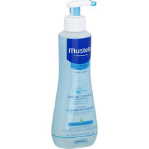 Water No Rinse Face And Diaper Area Normal by mustela