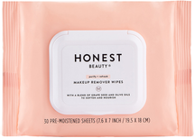 Makeup Remover Wipes by Honest