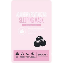 Acai Berry Pink Revitalizing Sleeping Mask by soo ae