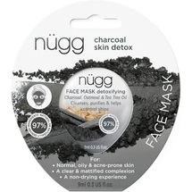 Charcoal Face Mask by nugg