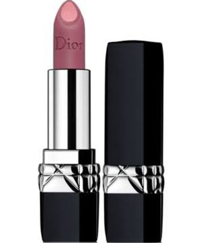 Double Rouge Matte Metal Lipstick by Dior #2