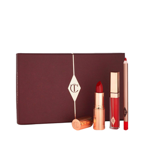 The Perfect Red Kiss - So Marilyn by Charlotte Tilbury