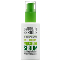 Supercharge Anti Oxidant Moisture Serum by Naturally Serious