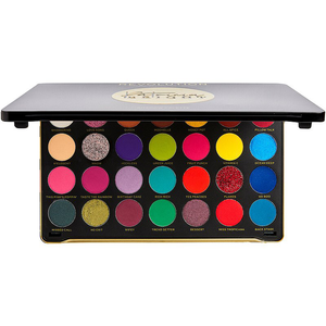 Makeup Revolution x Patricia Bright Rich In Color Shadow Palette by Revolution Beauty