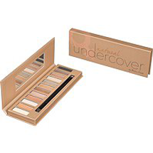 Natural Undercover Palette by Bronx Colors