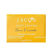 Yucca Lavender Cleansing Bar by Jacq's