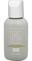 Porter Face Lotion Moisture Defend Charcoal Licorice by scotch