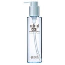 Natural Clear Moist Cleansing Foam by goodal
