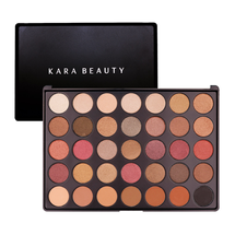 35 Color Eyeshadow Palette ES10 by kara