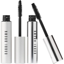 Day to Night Lashes Smokey Eye Mascara & No Smudge Waterproof Mascara Duo by Bobbi Brown Cosmetics