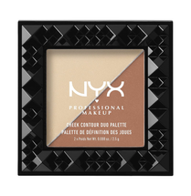Cheek Contour Duo Palette by NYX Professional Makeup