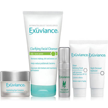 Essentials Collection - Oily/Acne Prone by exuviance