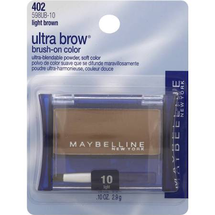 Ultra Brow Brush On Color Light Brown 10 by professional