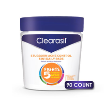 Stubborn Acne Control  5in1 Daily Pads by clearasil