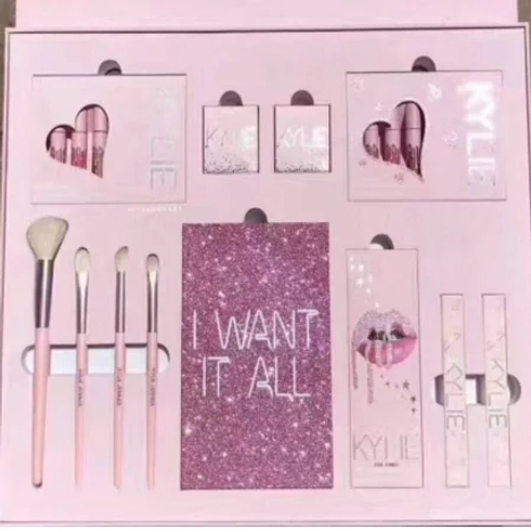 2017 Birthday Collection - I Want It All Makeup Set by Kylie Cosmetics