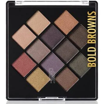 Eye Appeal Shadow Palette - Bold Browns by black radiance