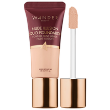 Nude Illusion Liquid Foundation by Wander