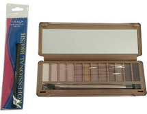 Naked Fashion Eye Shadow Collection by cameo