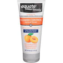Blemish Control Apricot Scrub by equate