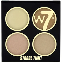Strobe Time Blush Shimmering Powder Kit by w7