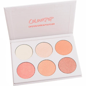 Gimme More! Highlighter Palette by Colourpop