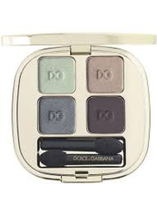 Smooth Eye Color Quad Eyeshadow Fabulous 155 Compact by Dolce & Gabbana