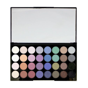 Ultra 32 Shade Eyeshadow Palette - Mermaids Forever by Revolution Beauty
