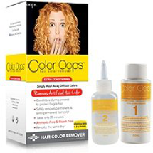 Hair Color Remover by color oops