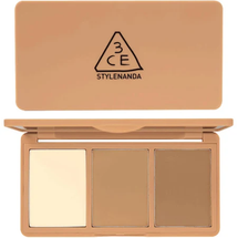 Face Contour Tuning Palette by 3 Concept Eyes