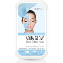 Water Rubber Mask Aqua Glow by MD's Pick